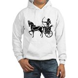 King & Warrior Hoodie Sweatshirt