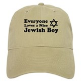 Everyone Loves a Nice Jewish Boy Cap
