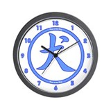 Dog Year 2 Wall Clock