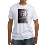 Greek Philosophy Plato Fitted T-Shirt