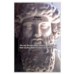 Greek Philosophy Plato Large Poster