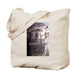 Greek Philosophy Plato Tote Bag