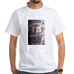 Greek Philosophy Plato White T-Shirt