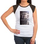 Greek Philosophy Plato Women's Cap Sleeve T-Shirt