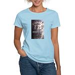 Greek Philosophy Plato Women's Pink T-Shirt