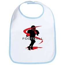 Cute Football Bib