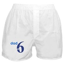 Dad Father Grandfather Papa G Boxer Shorts
