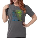 Brazil soccer fan Women's Fitted T-Shirt (dark)