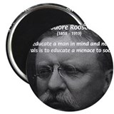 "Moral and Mind: Roosevelt 2.25"" Magnet (100 pack)"