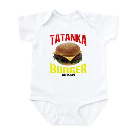 TATANKA BURGER Infant Bodysuit