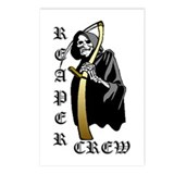 Reaper Crew Postcards (Package of 8)
