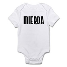 Mierda Infant Bodysuit