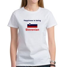 Slovenian Happiness Tee