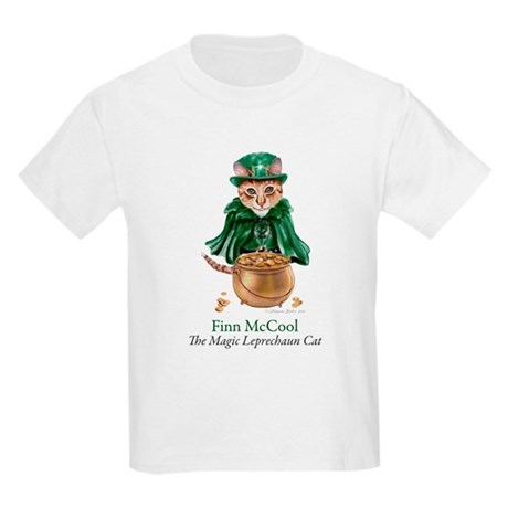 Finn McCool Kids Light T-Shirt