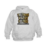 Unique Truth will set you free Hoodie