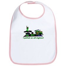 Cool Kids frog Bib