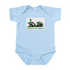 Cute All nighter Infant Bodysuit
