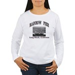 Rainbow Pier Women's Long Sleeve T-Shirt