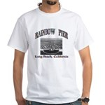 Rainbow Pier White T-Shirt