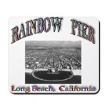Rainbow Pier Mousepad