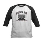 Rainbow Pier Kids Baseball Jersey
