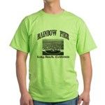 Rainbow Pier Green T-Shirt