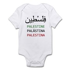 Support Palestine Body Suit