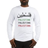 Cute Arab Long Sleeve T-Shirt