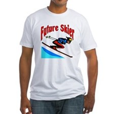 Future Snow Skier Shirt