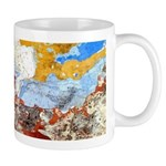 Colours of Symi Mug