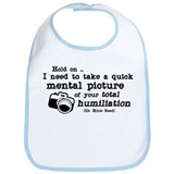 Total Humiliation Bib