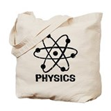Physics Tote Bag