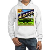ENJOY ALLIGATORS Hoodie