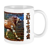 Babylon Lion Mug
