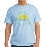 Fun 70th T-Shirt