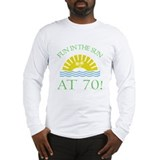 Fun 70th Long Sleeve T-Shirt