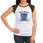 Watts Towers Women's Cap Sleeve T-Shirt
