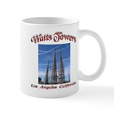 Watts Towers Small Mug