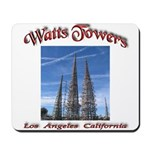 Watts Towers Mousepad