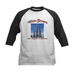 Watts Towers Kids Baseball Jersey