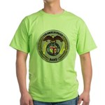 LAPD Band Green T-Shirt