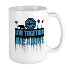 Live Together Die Alone (Dharma) Mug