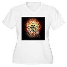 Cernunnos Flames T-Shirt