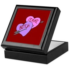Candy Hearts Gift Box