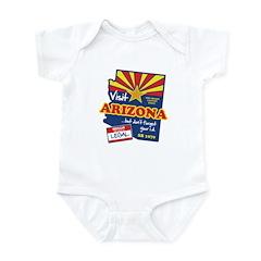 Visit Arizon Infant Bodysuit