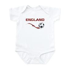 Soccer ENGLAND Onesie