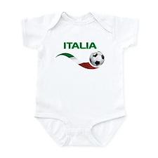 Soccer ITALIA Infant Bodysuit