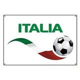 Soccer ITALIA Banner