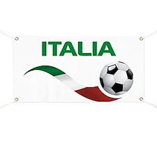 Soccer ITALIA Banner