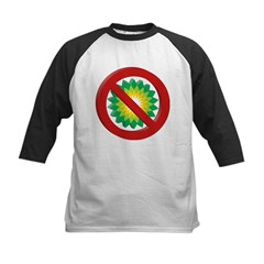3D Boycott BP Kids Baseball Jersey